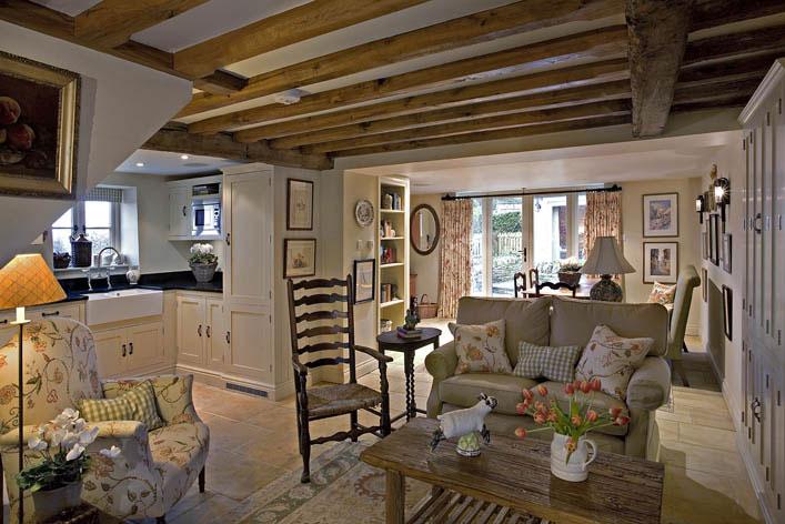 London Interior Design Cottage